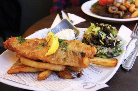 דג אמנון בתנור