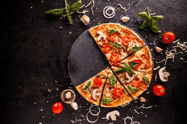 פיצה דלת קלוריות